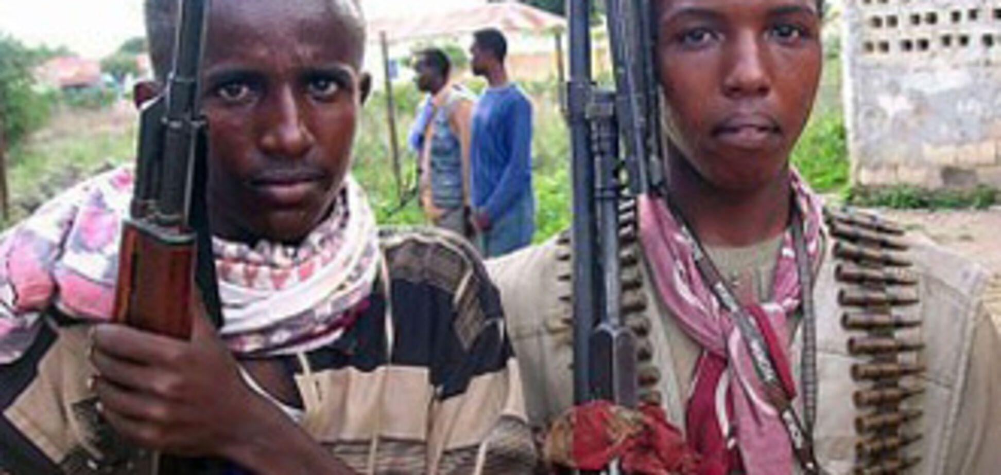 Французский заложник сбежал из сомалийского плена