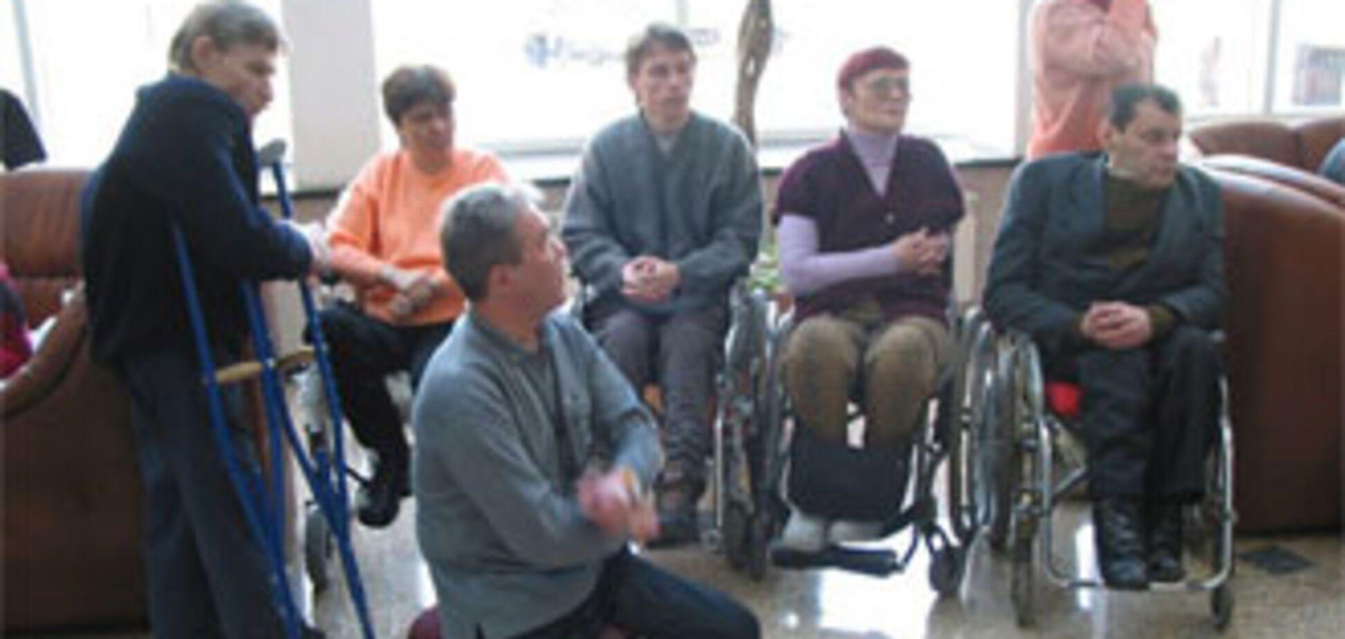 Директор организации инвалидов прикарманила 1 млн грн
