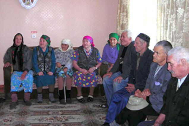Сумской интернат престарелых дом добра для престарелых