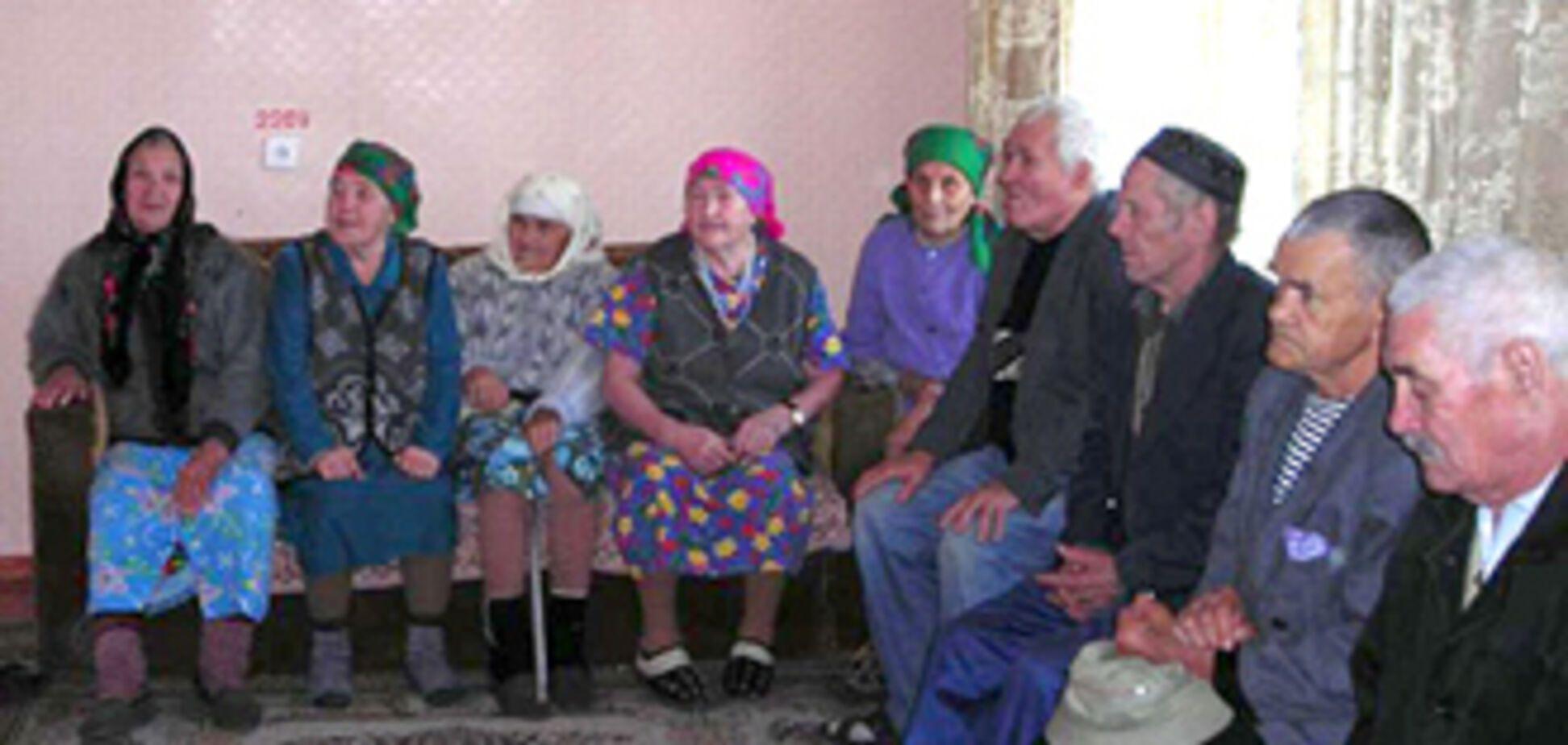 На Сумщине в доме престарелых стулом убили троих пенсионерок