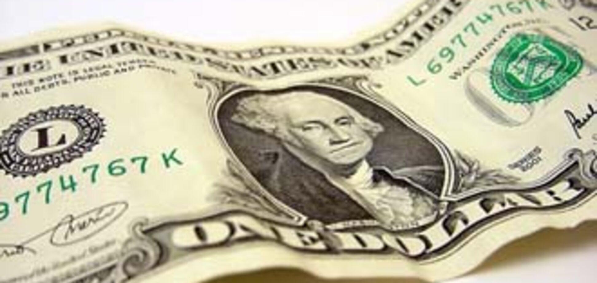 Американская валюта теряет статус