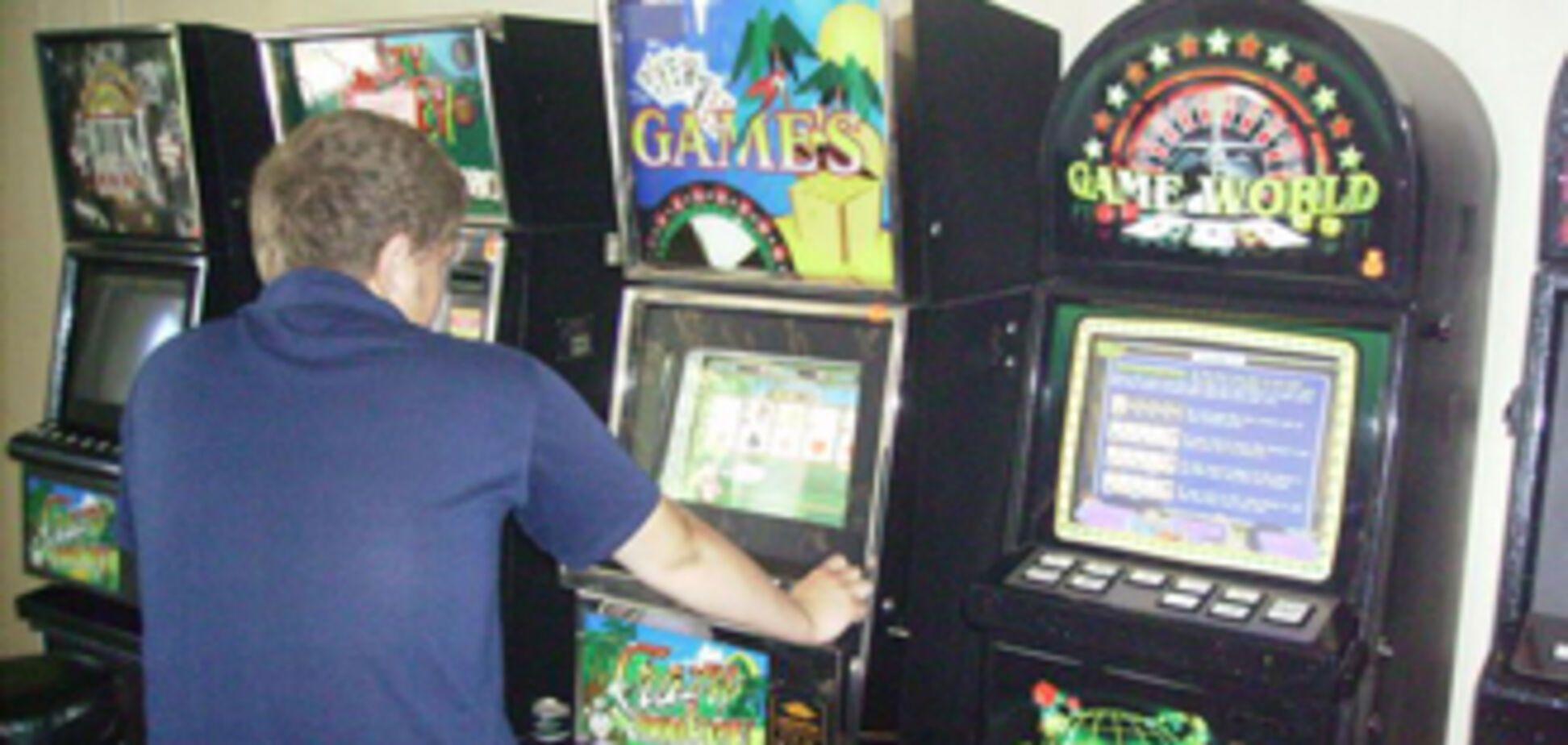 Еще одно подпольное казино накрыли в Сумах