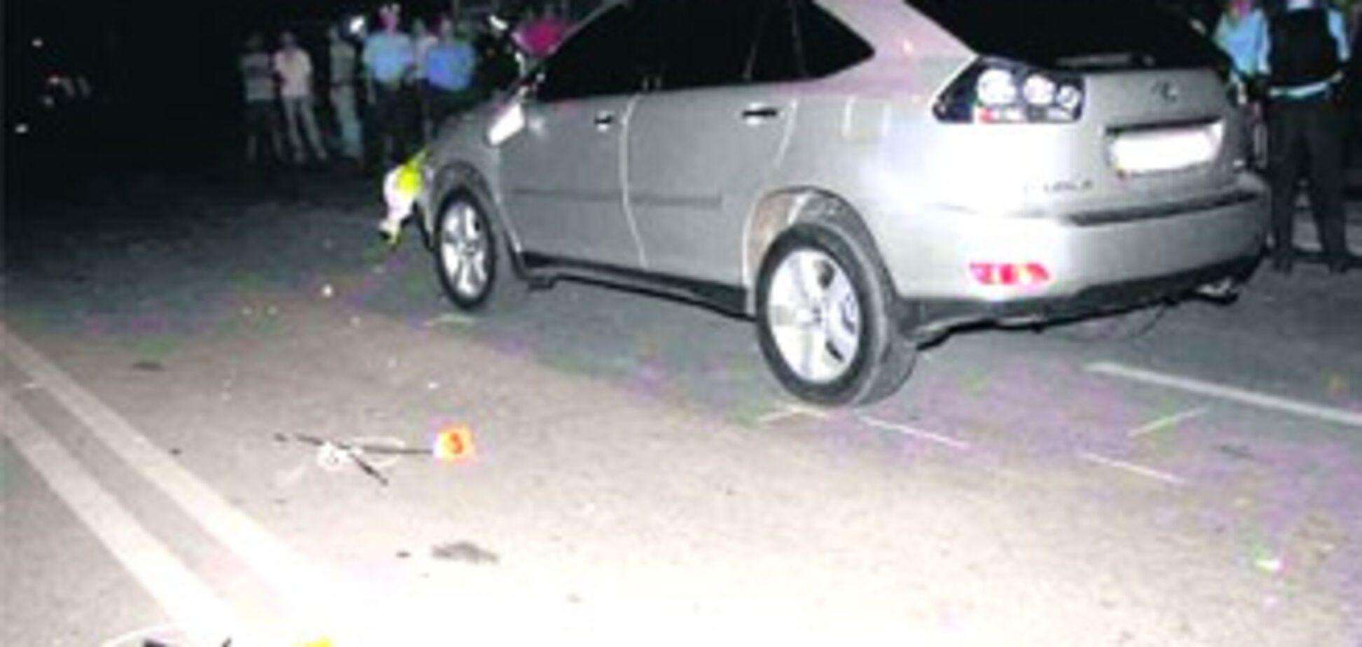 Водитель 'Лексуса', сбивший троих детей, был в доску пьян