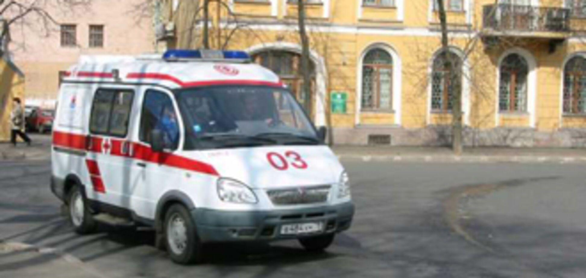 Авария на Хмельнитчине: 3 человека погибли, 1 травмирован