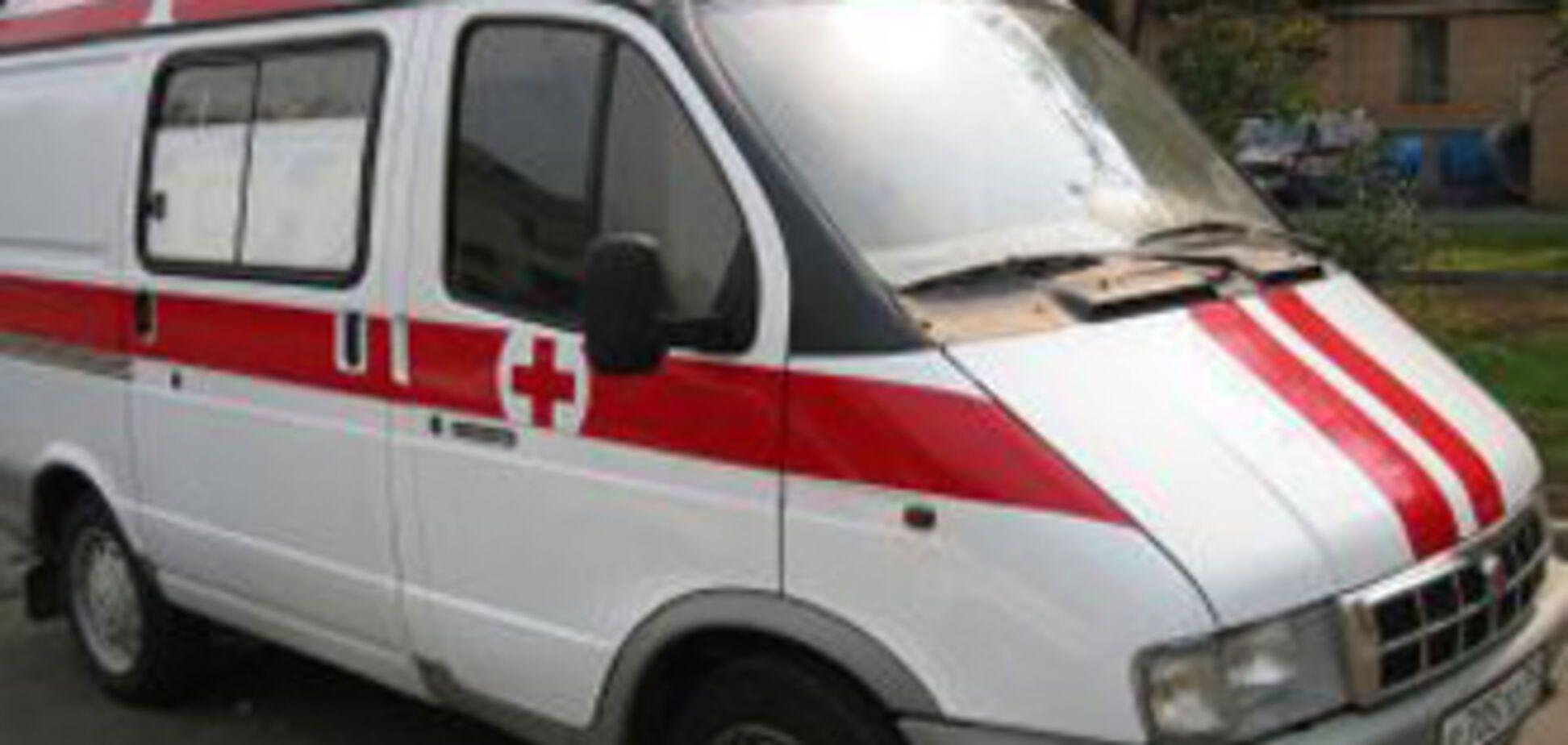 В Крыму в ДТП пострадали 2 маленьких детей и 3 взрослых