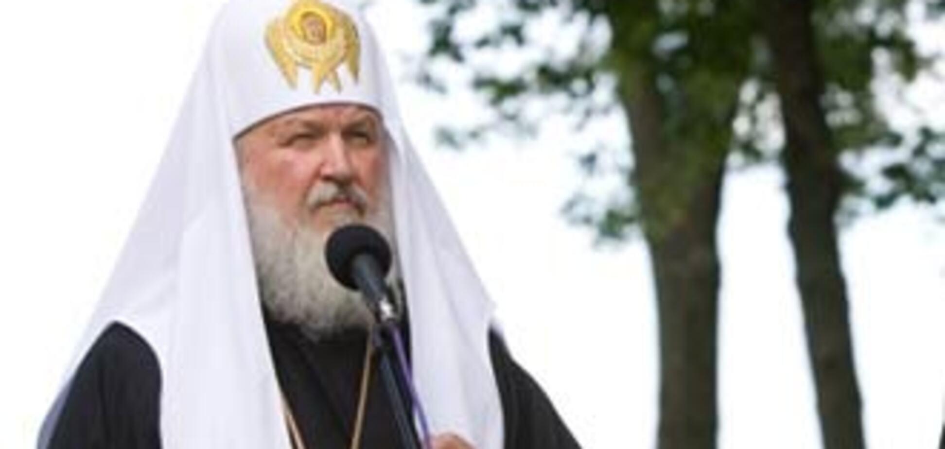 Патриарх Кирилл знает как Украине преодолеть кризис