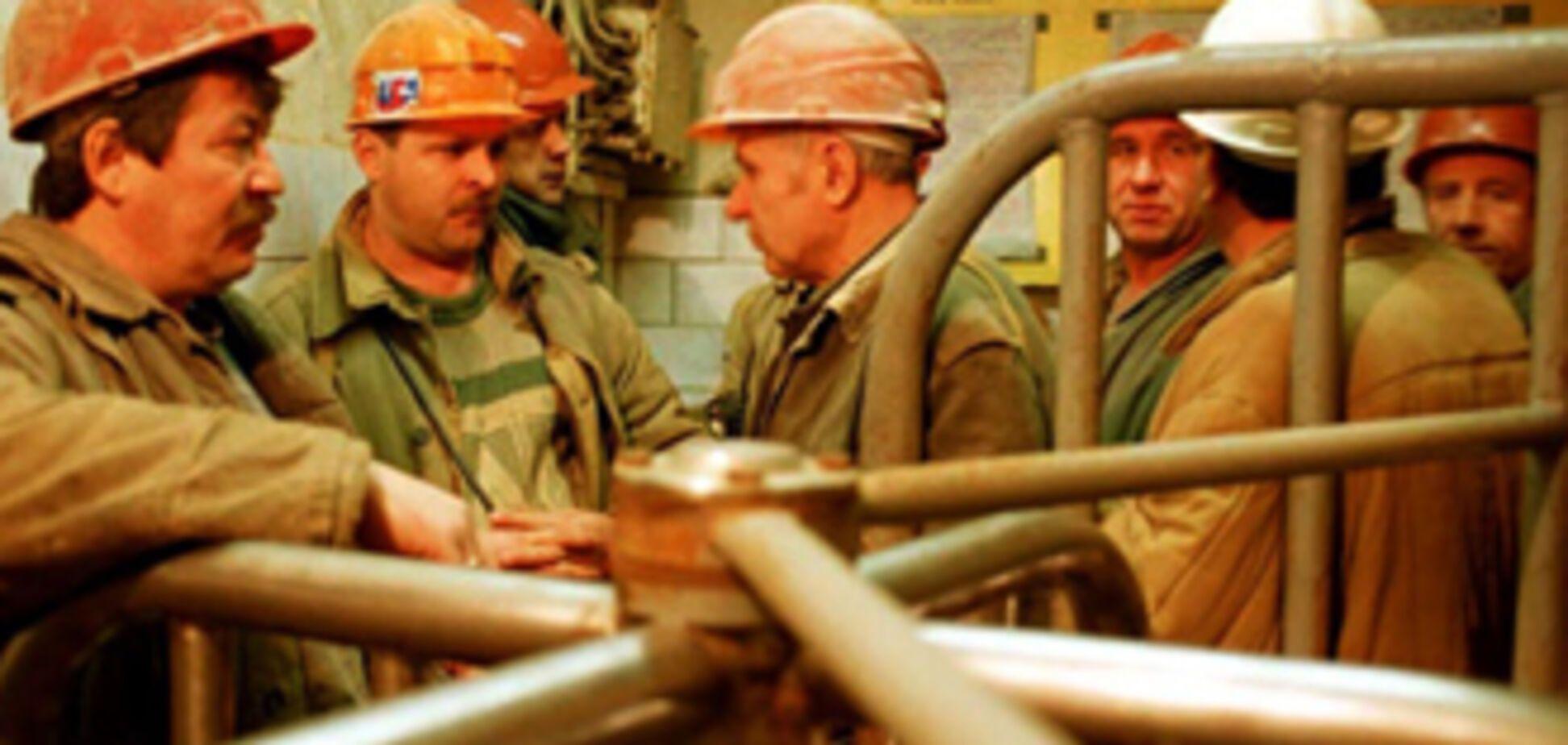 В Луганской области горит шахта: в ней 208 человек