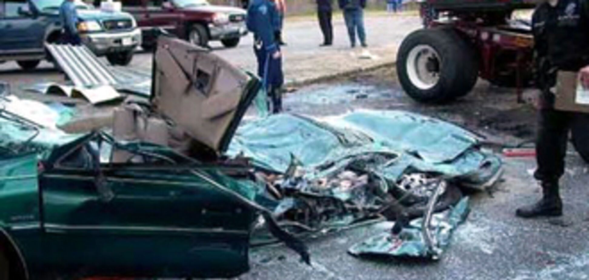 В ДТП погибли 5 человек, 2 детей пострадали