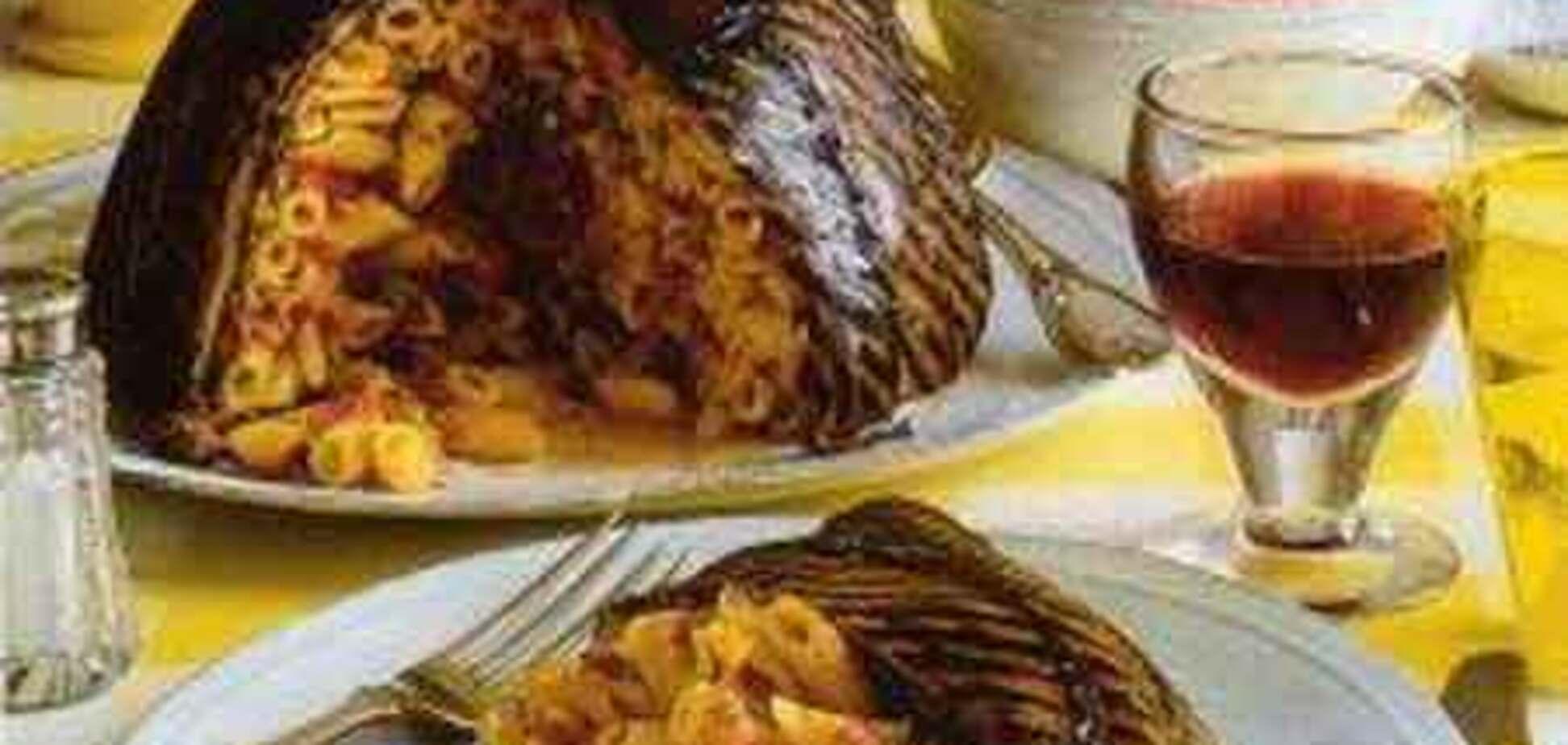 Обед в сицилийском стиле