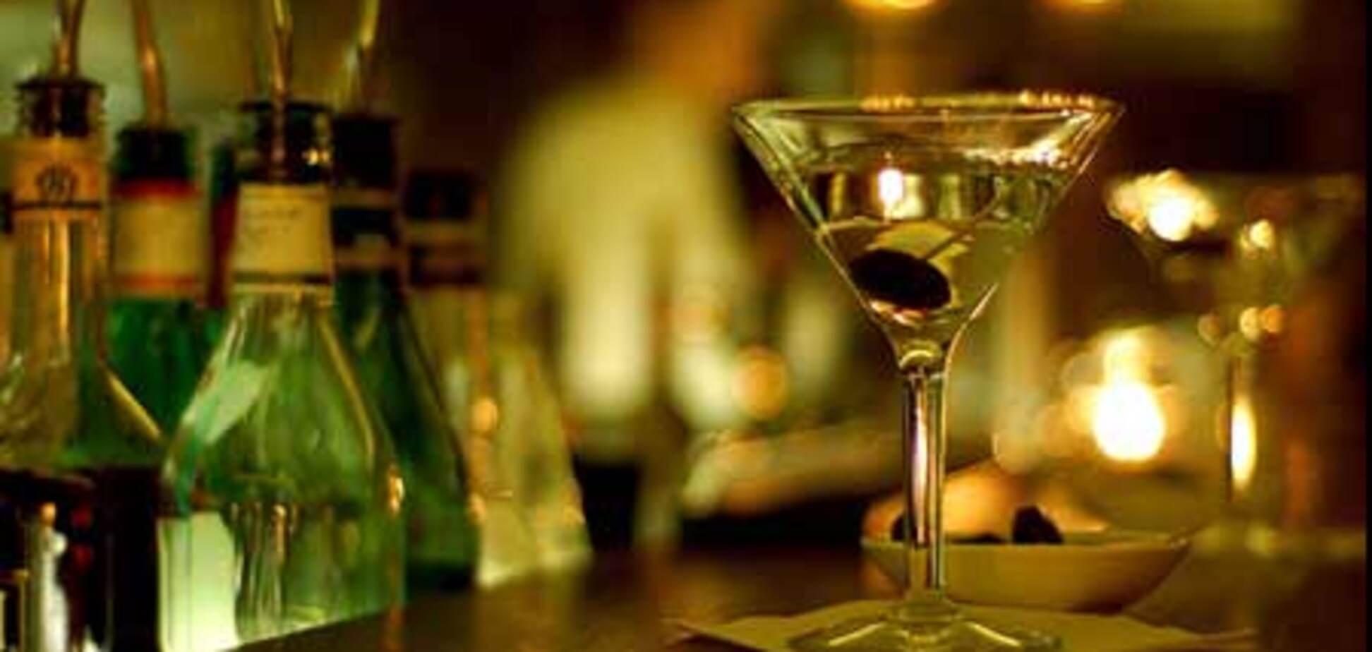 Самое дорогое в мире мартини для влюбленных