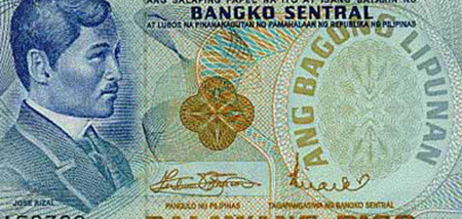 На Филиппинах выпустили банкноты с ошибками