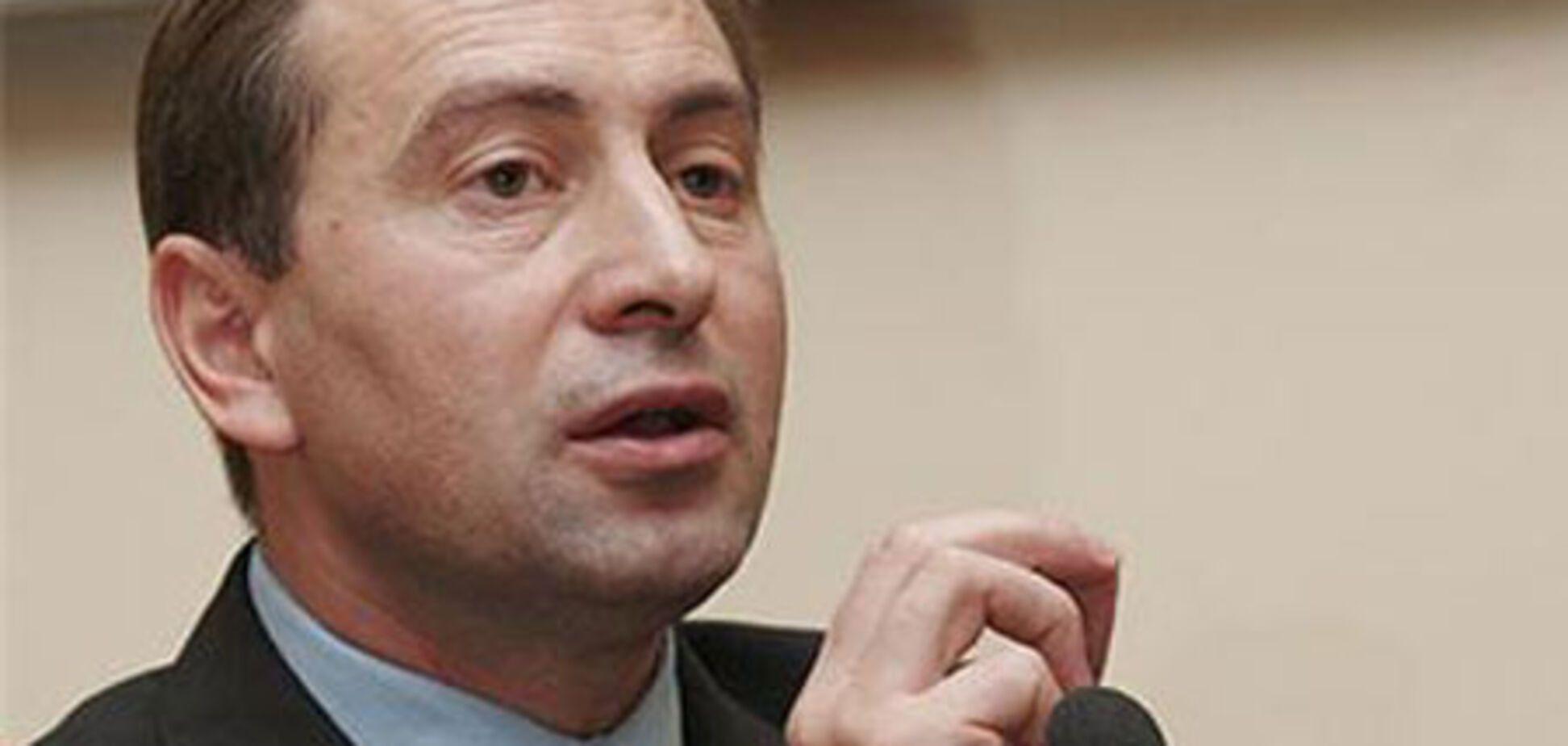 Томенко уверен, что Янукович ошибся при назначении главы НБУ