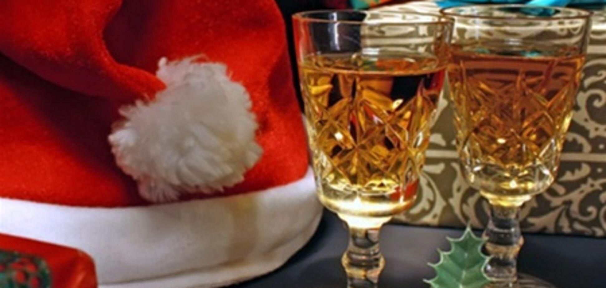 Осторожнее с алкоголем, или Как не отравиться в новогоднюю ночь