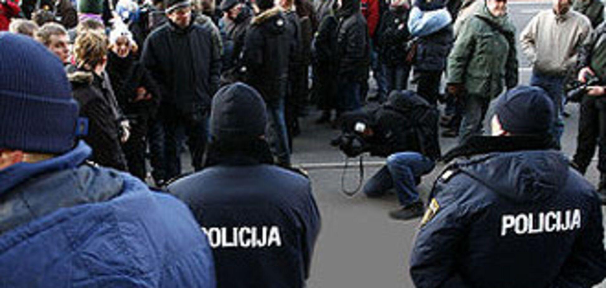 Латвійську поліцію перевірять на знання державної мови