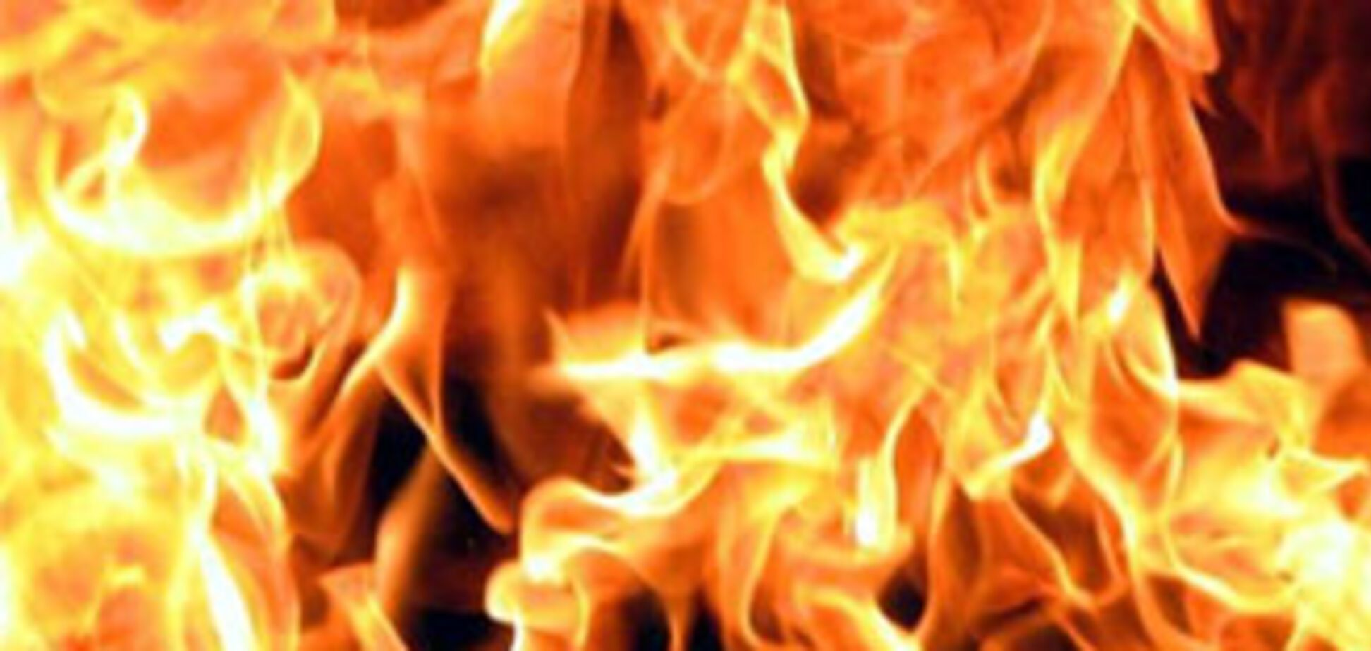 На Запорожчине заживо сгорела женщина