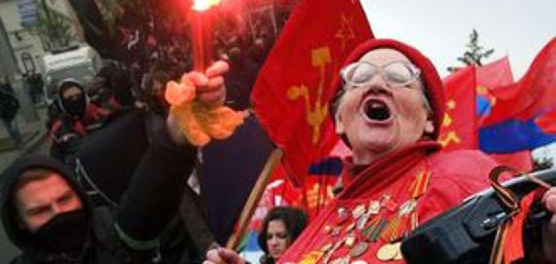 КПУ предлагает вернуть праздник Октября