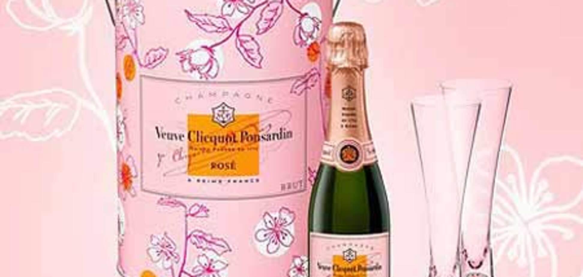 Восток по-французски: Sakura Veuve Clicquot на День св. Валентина