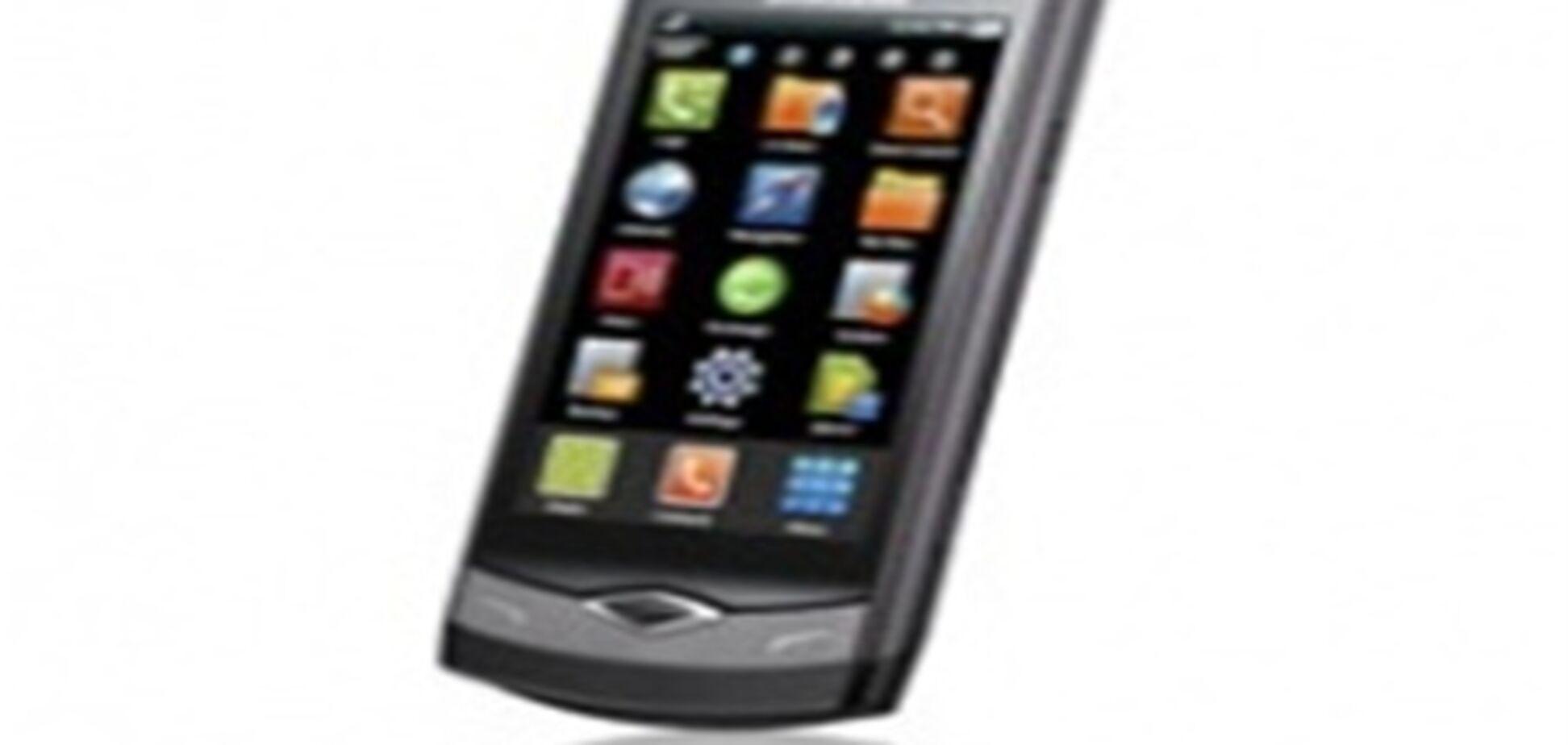 Mobile World Congress 2010: Samsung показала телефон на базе платформы Samsung bada