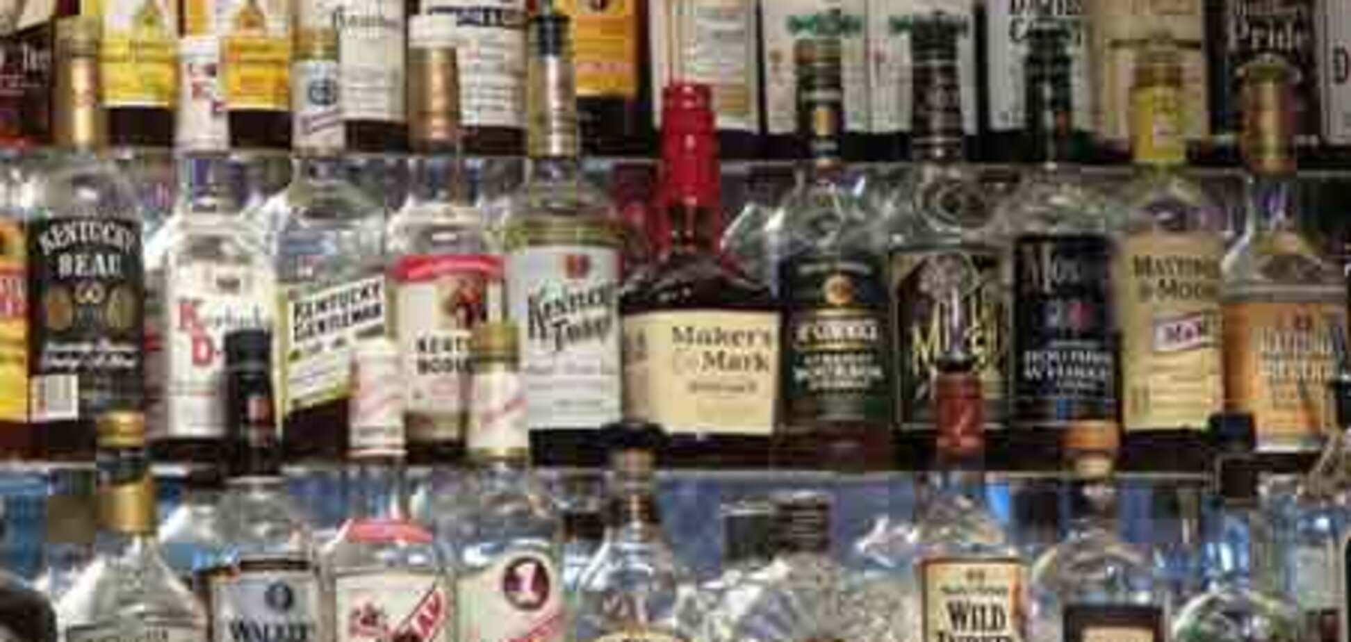 В одесских ресторанах угощают поддельным алкоголем