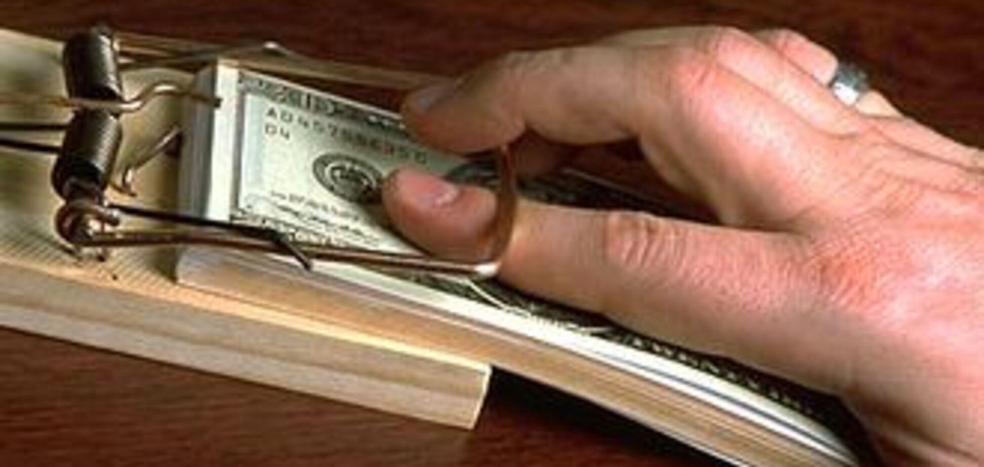 На Донетчине судью поймали на взятке в $7 тысяч