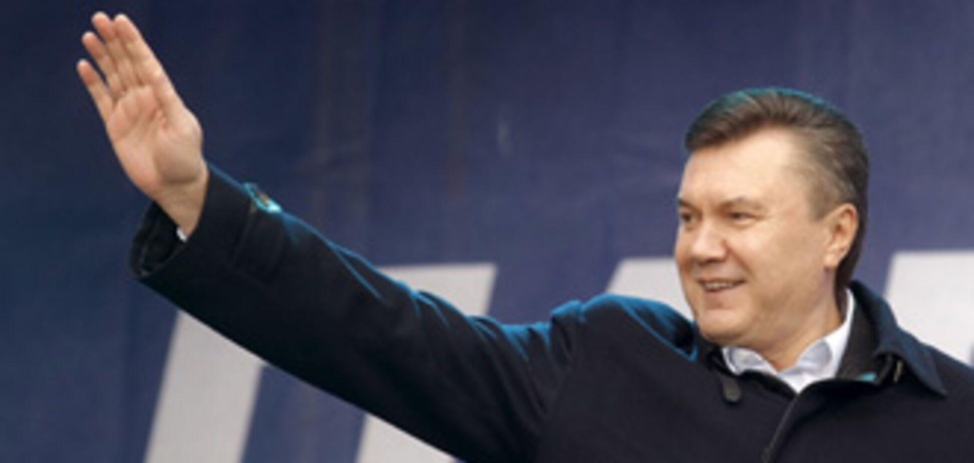 Постановление ЦИК о победе Януковича возобновлено