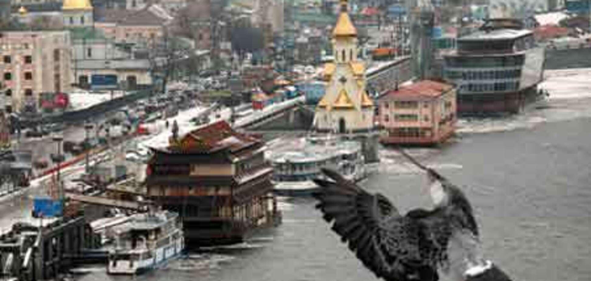 Плавучие рестораны заставят арендовать землю под Днепром