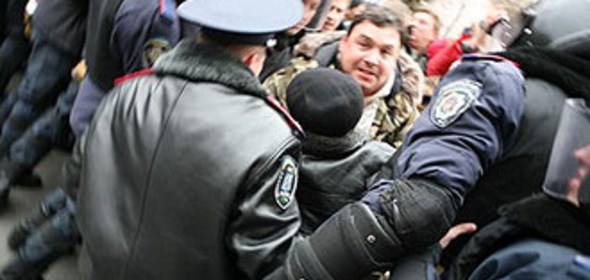 Санаторії під Києвом вже заброньовані для 'майданщиків'
