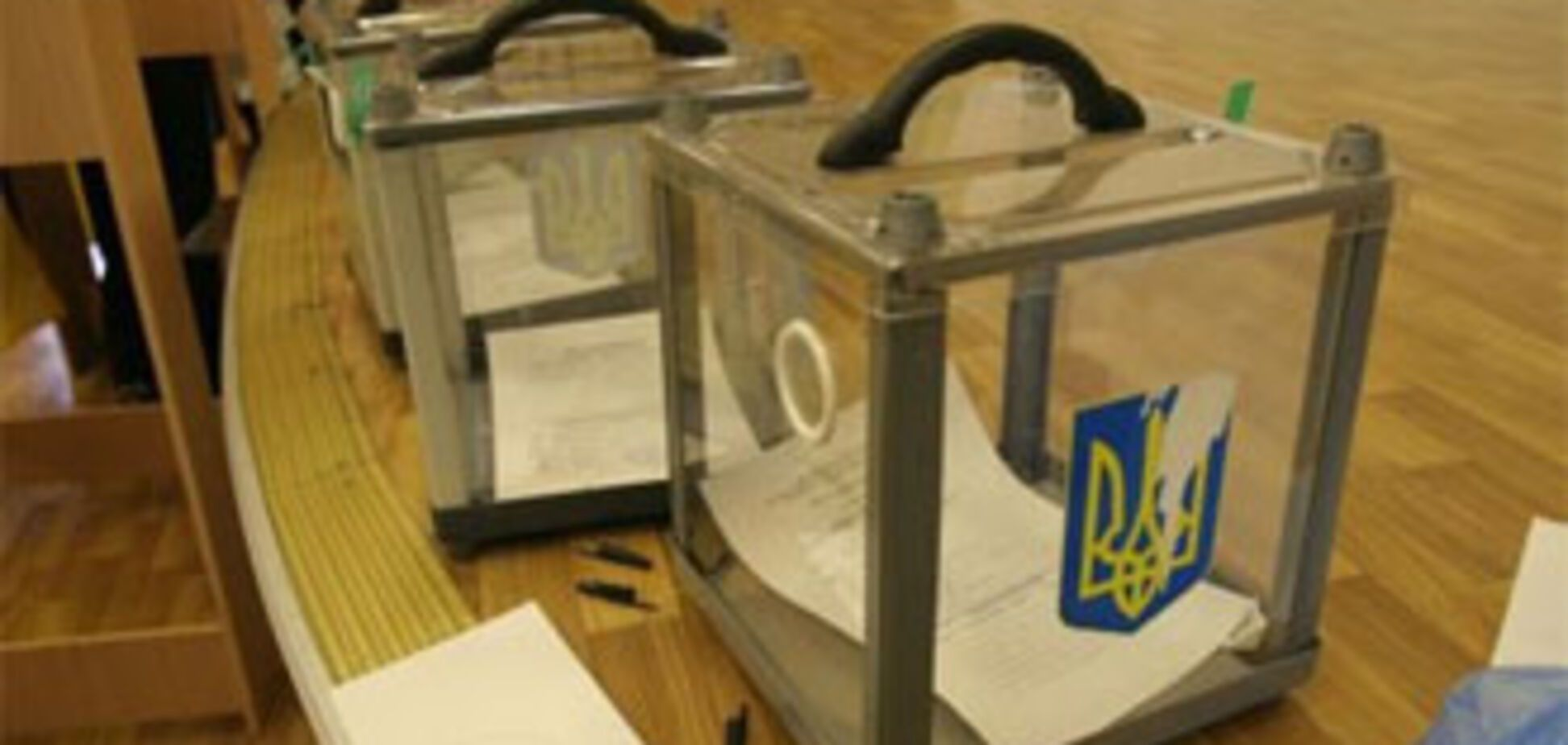 Опрацьовано 11,24% голосів: дані ЦВК