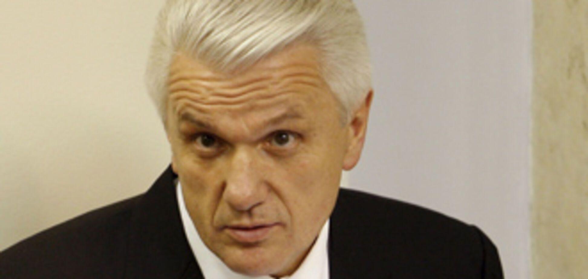 Литвин назвав три варіанти коаліції в парламенті