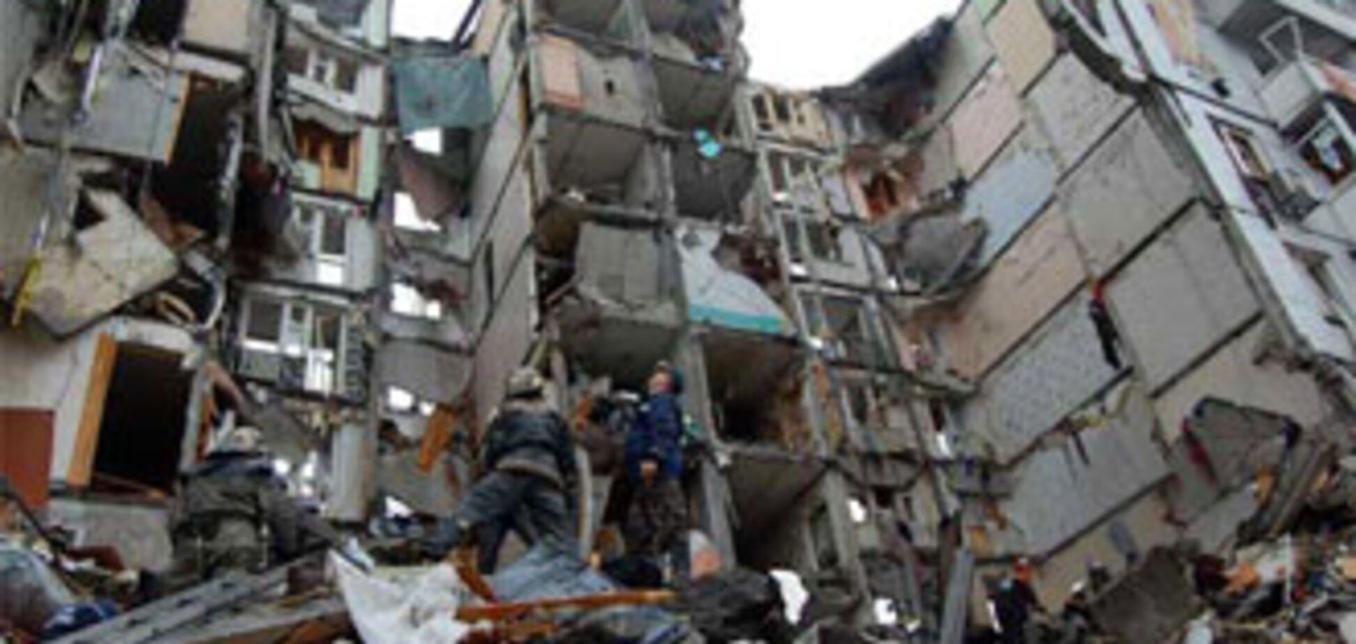 У Луганську знову вибухнув будинок