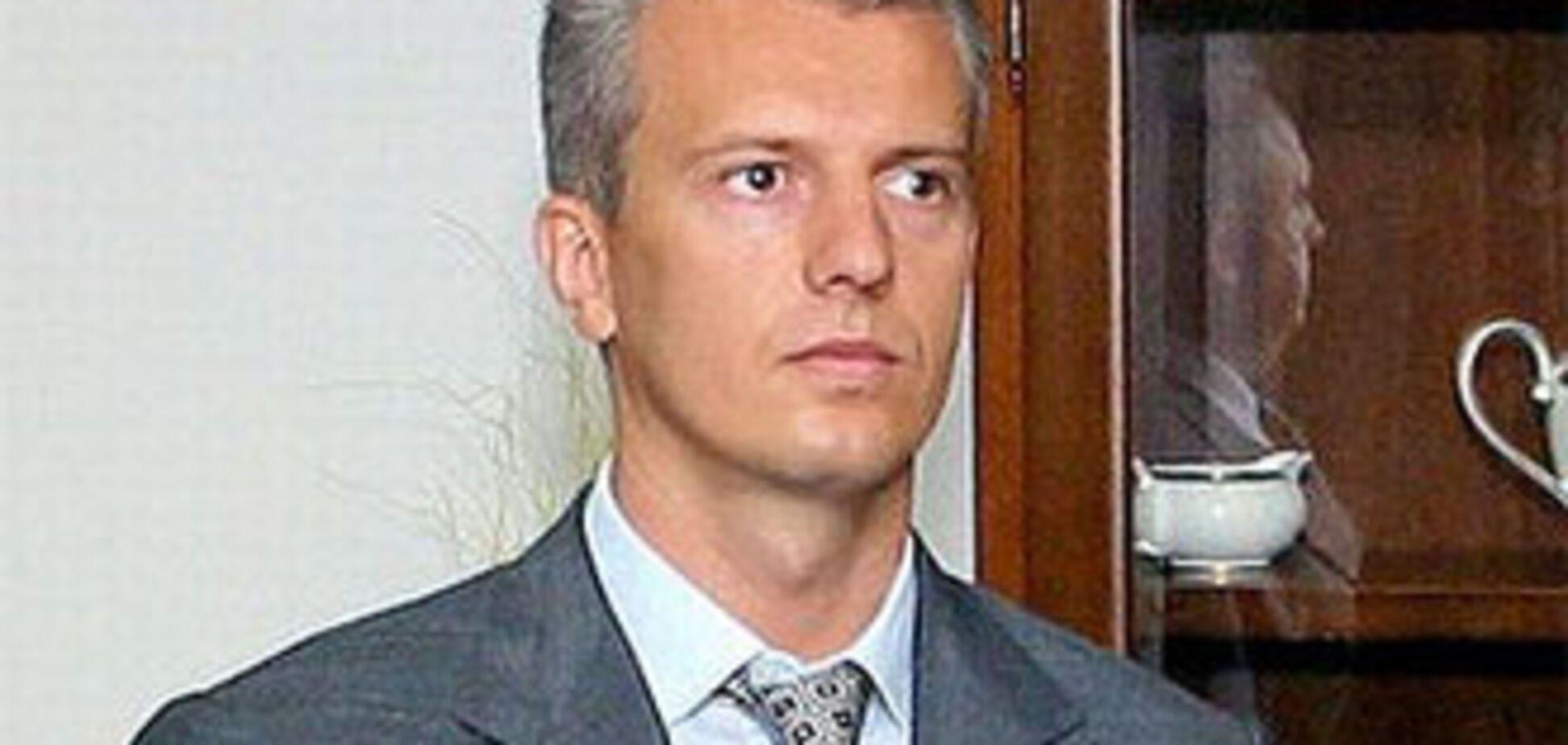 Хорошковский - новый глава СБ Украины