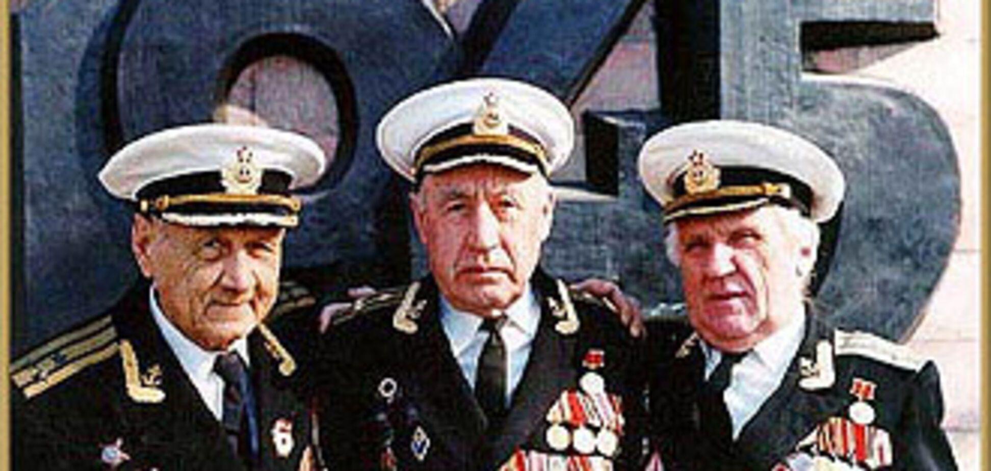 Верховная Рада провозгласила 2010 год годом ветеранов ВОВ