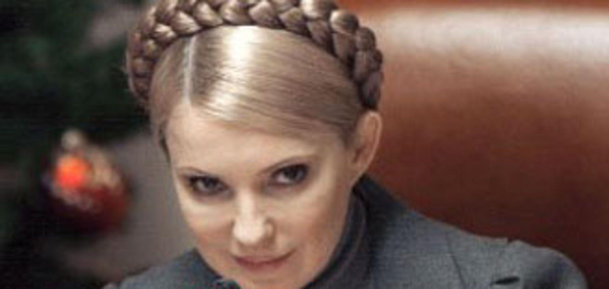Тимошенко хочет в оппозицию, а не в тюрьму