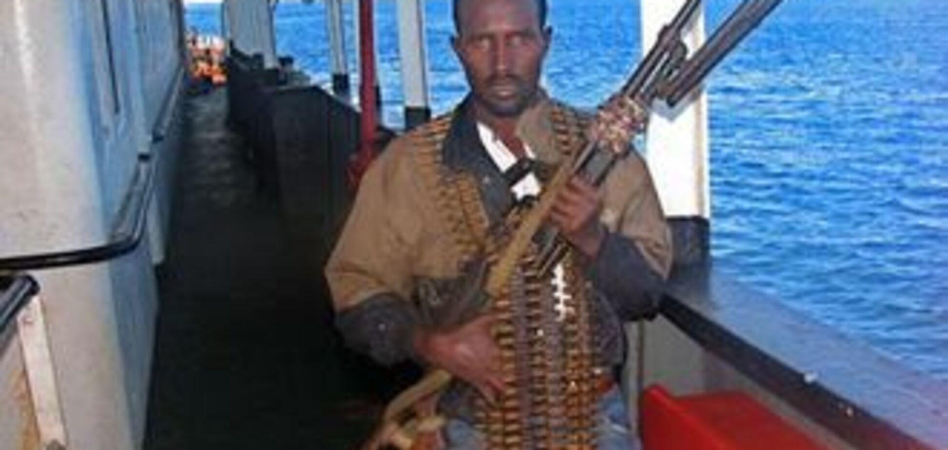 Американський корабель потопив плавучу базу піратів