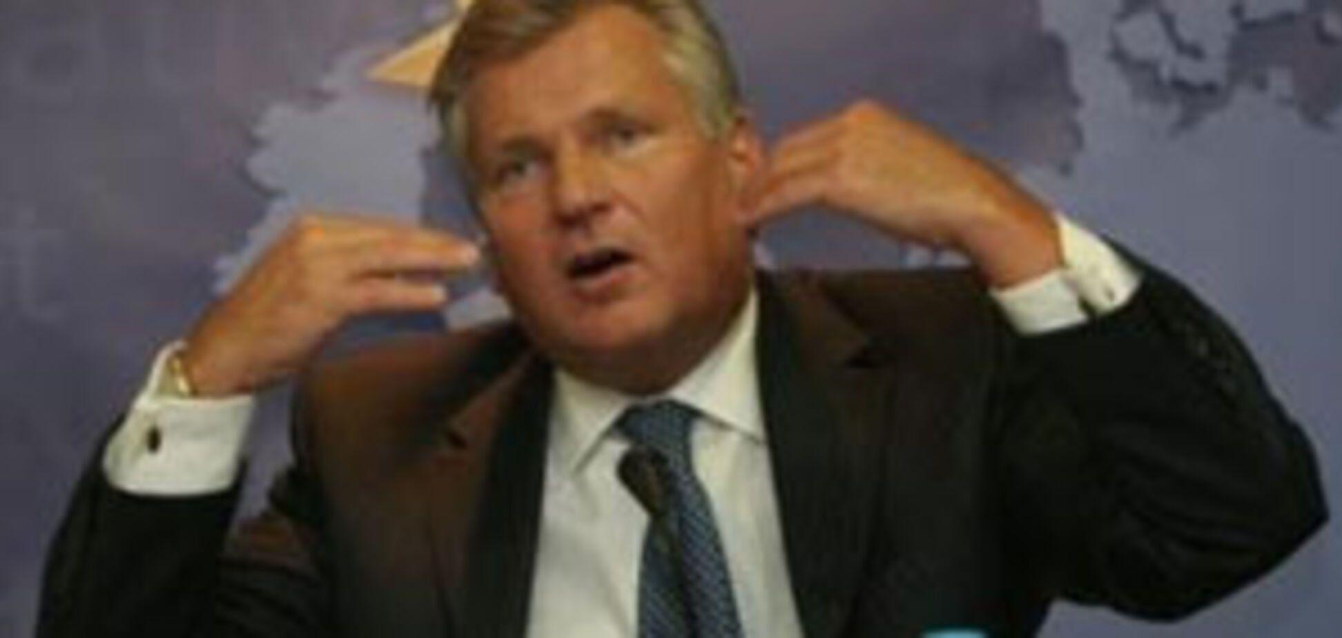 Смоленская трагедия: Квасьневский сделал неожиданное заявление о причастности России