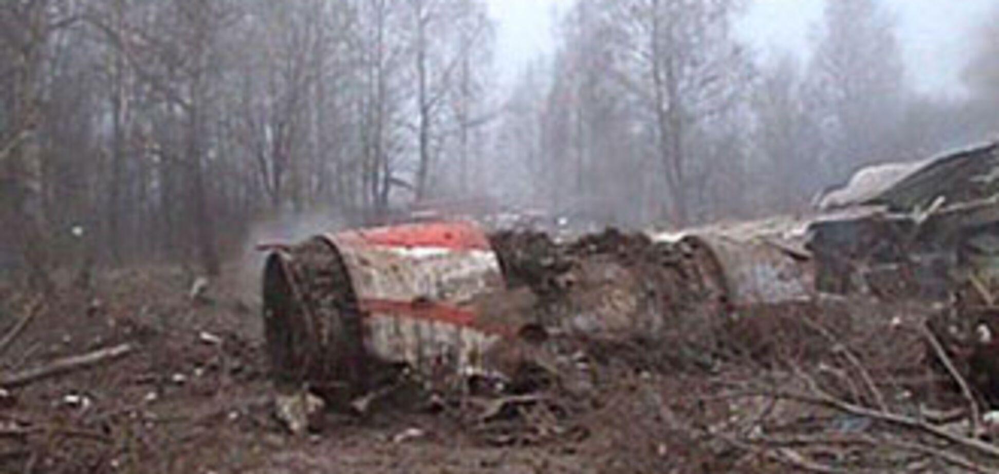 Катастрофа Ту-154 под Смоленском: версии блогеров