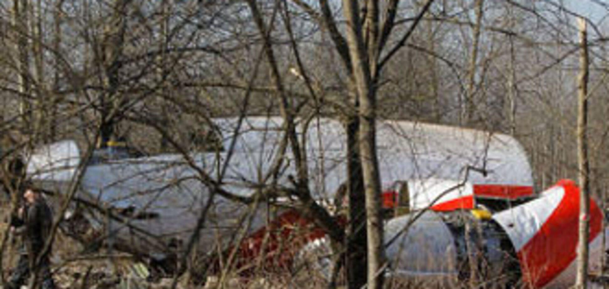 Пилот упавшего самолета работал у Виктора Ющенко?