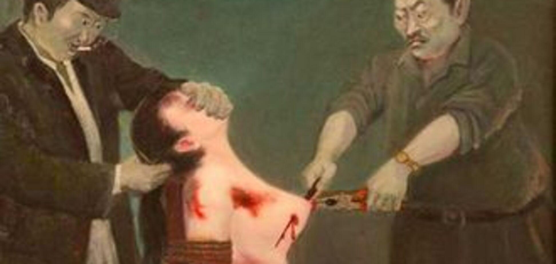 Троє кримських міліціонерів влаштували затриманих тортури
