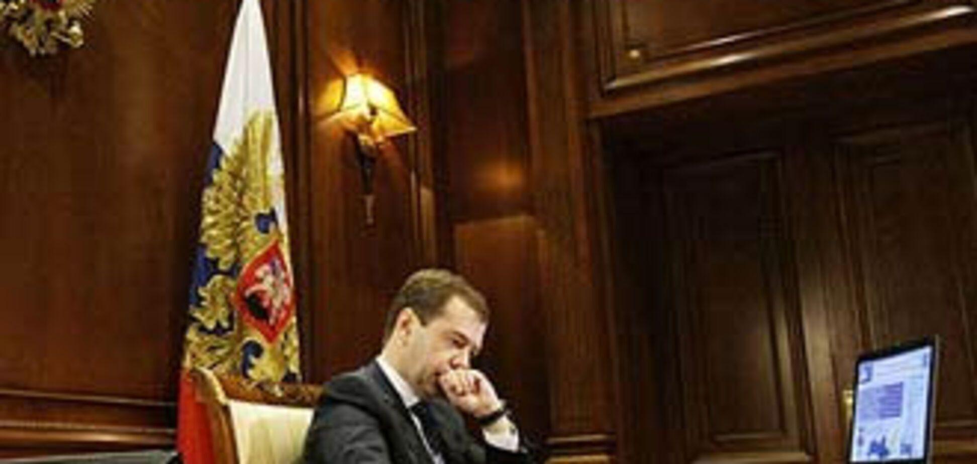 Медведев: Катынская трагедия - это преступление Сталина