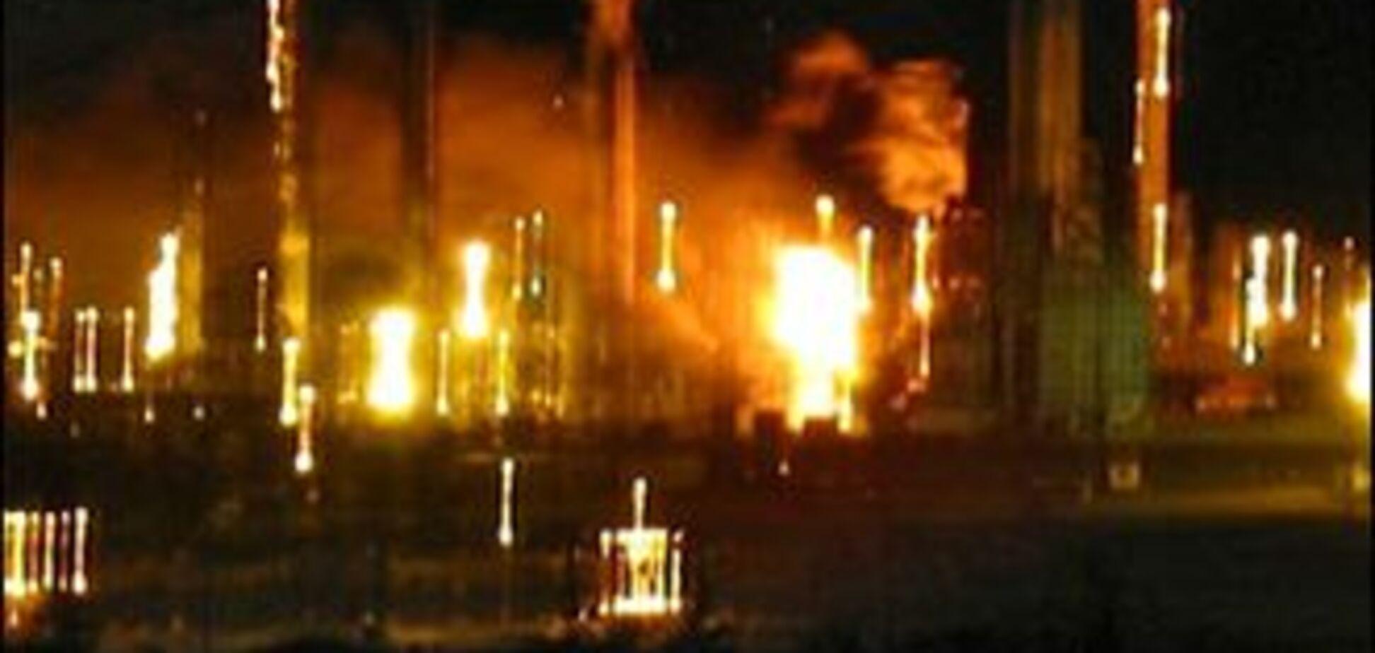 Пожежа на нафтопереробному заводі забрала життя трьох людей