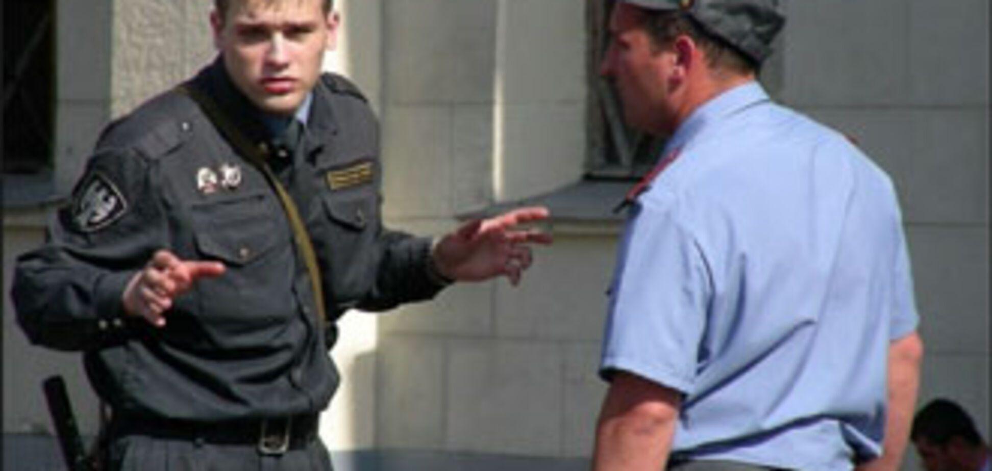 П'яний міліціонер відкрив стрілянину по підлітках