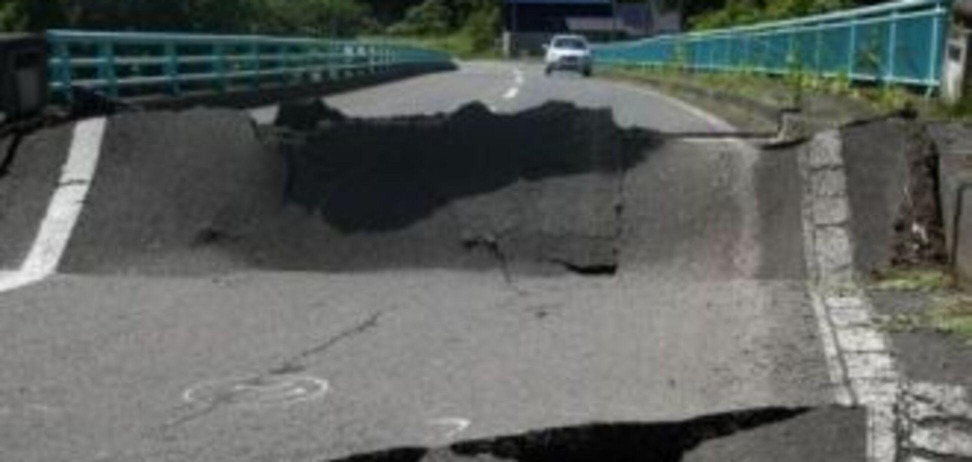 У Мексиці стався землетрус силою 6,9 бала