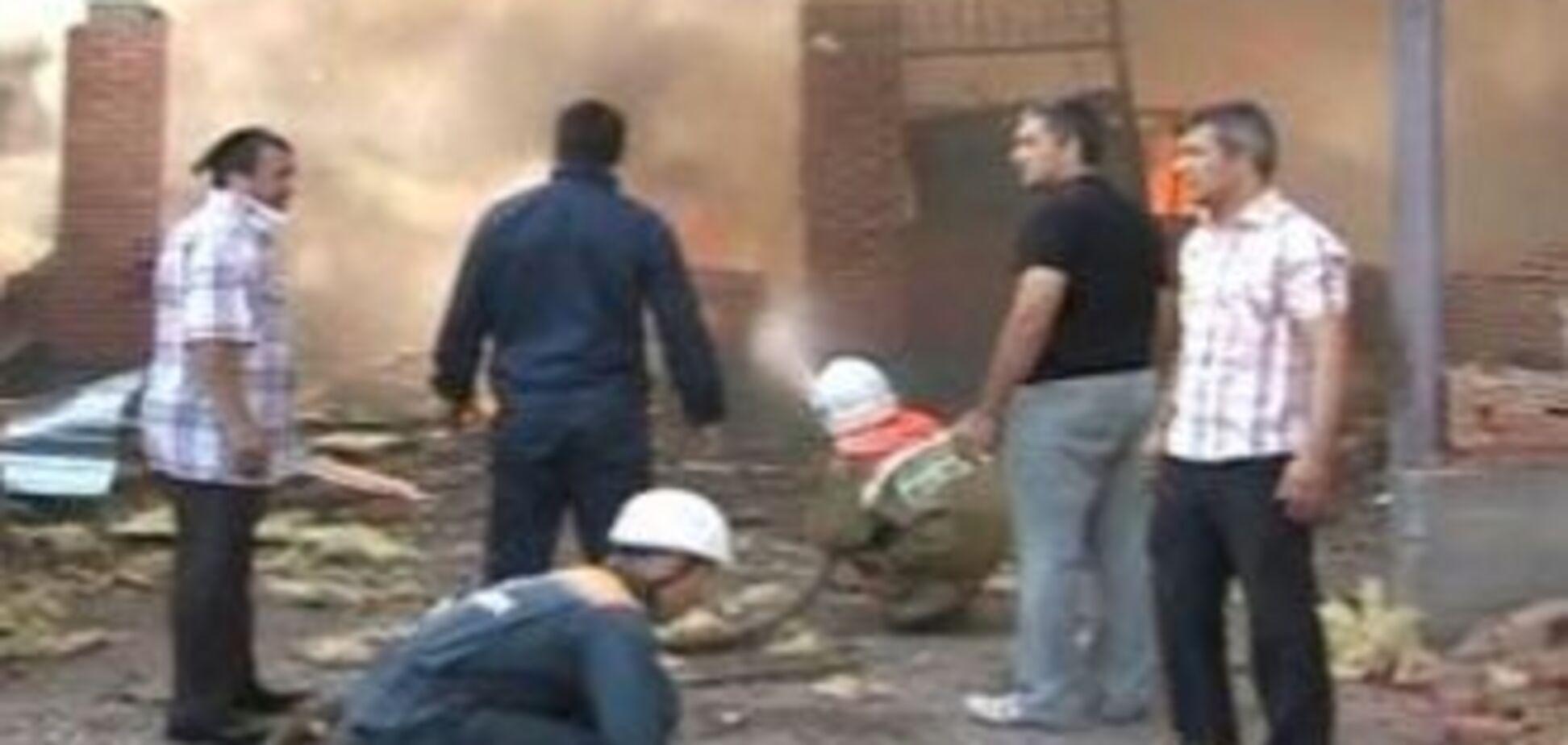 Два вибухи біля будівлі міліції в Інгушетії: є жертви
