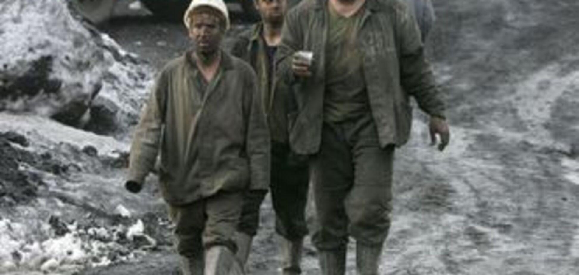 У шахті на Луганщині загинув гірник 10 травня 2010
