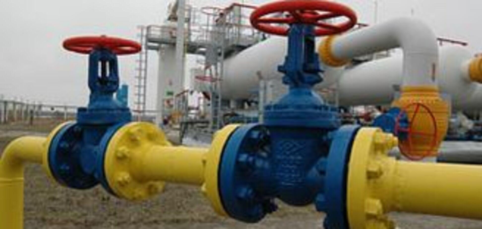 КАМАЗ оставил без газа десять домов