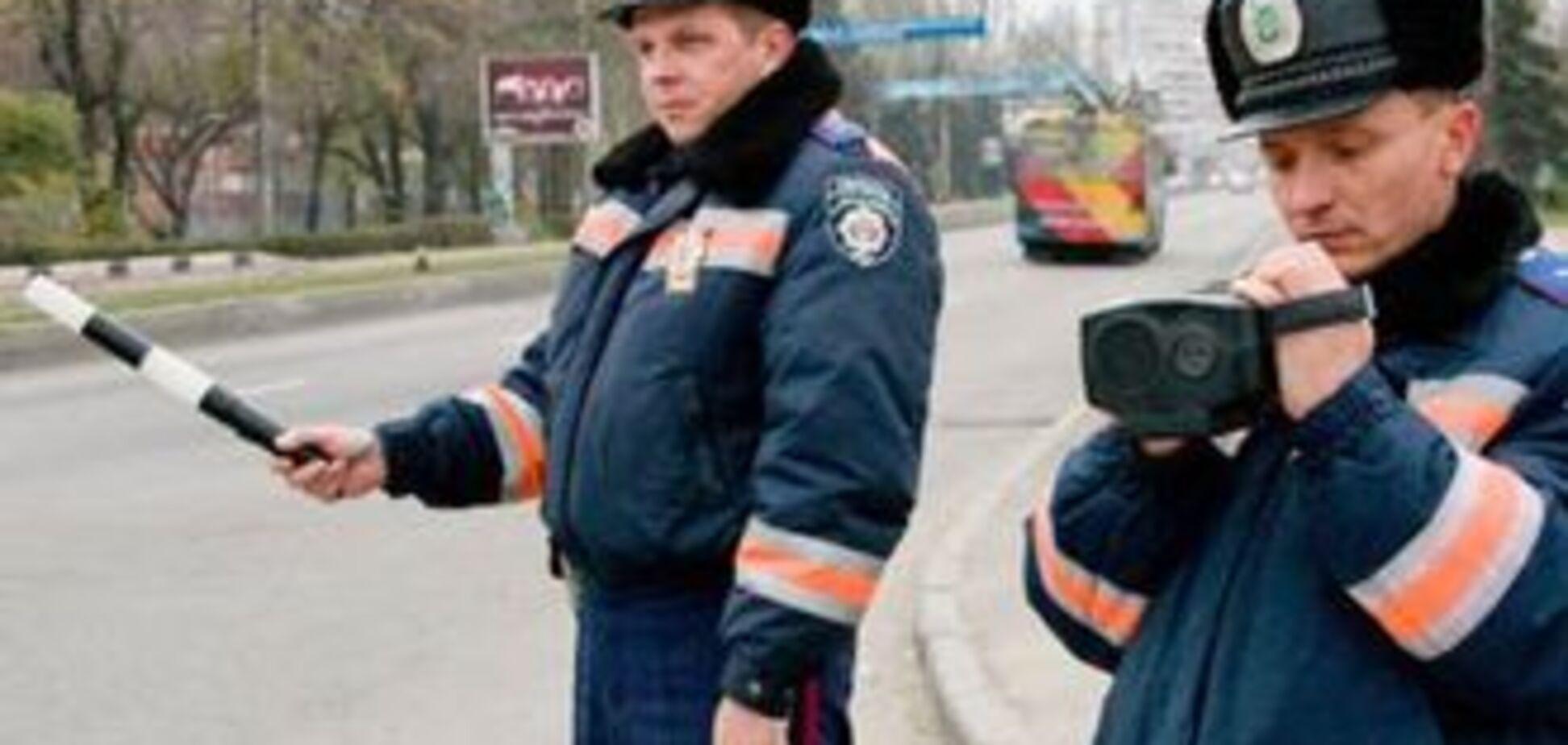 По дорогах Житомирщини ганяли півсотні п'яних порушників