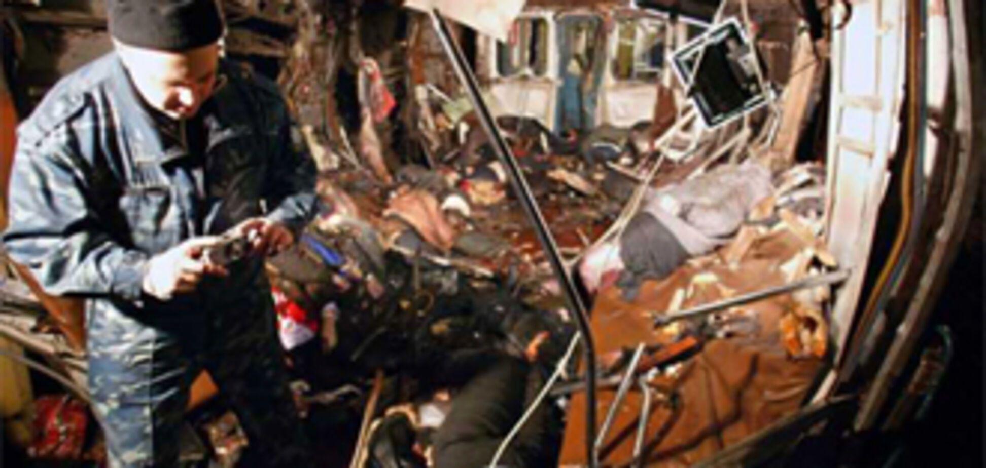 Організотор вибухів у московському метро вбиті при затриманні