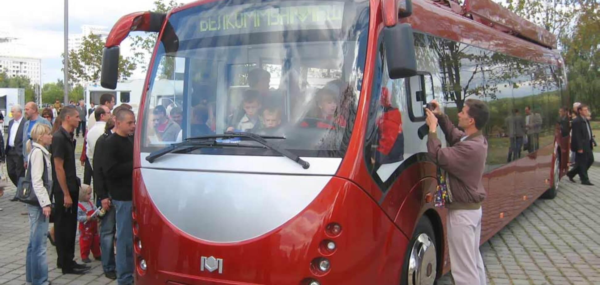 Хотіли запустити тролейбус, але чиновники все розікрали