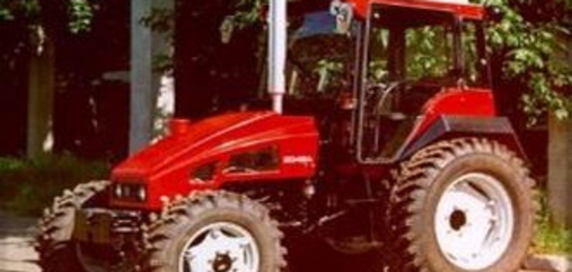 На Одещині десятикласник вкрав у фермера трактор