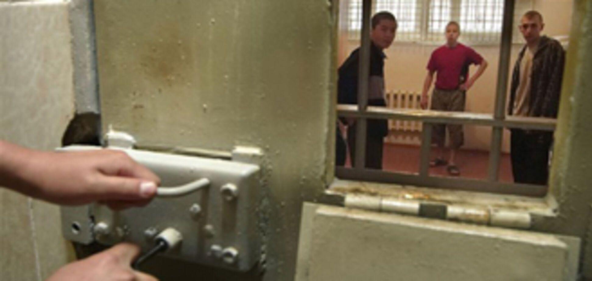 В Україні ніде тримати ув'язнених: в'язниці переповнені